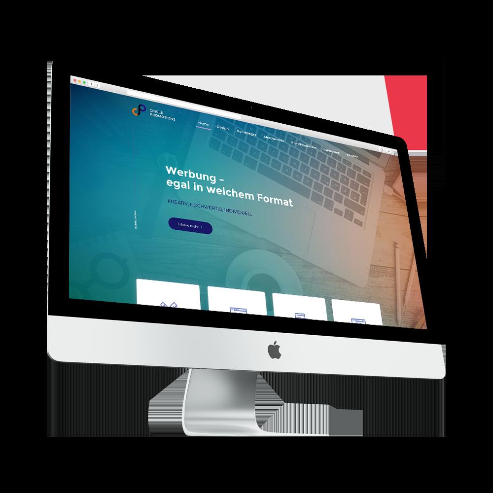 circle homepage